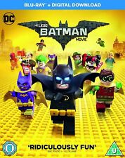 The LEGO Batman Movie [Blu-ray + Digital Download] [2017] New UNSEALED