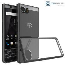 Anti-Shock Hybrid TPU+Acrylic Bumper Hard Back Case Cover For Blackberry KEYone