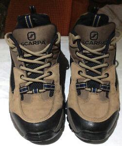 Scarpa Walking Boots  Shoes UK Size 8.