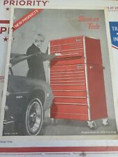 New ListingVintage 1978 Snap On Tools Supplement Catalog - Tool Chests Shop Equipment (lp)