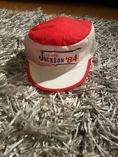 Jesse Jackson 1984 presidential Campaign Hat osfa