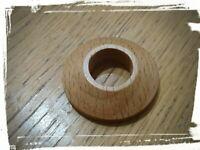 Radiator Pipe Sleeving Cover Kit Satin Nickel 130mm SOLID METAL *NEW SEALED*