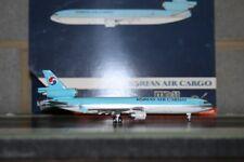 Gemini Jets 1:400 Korean Air Cargo Mcdonnell Douglas MD-11F HL7373 (GJKAL062)