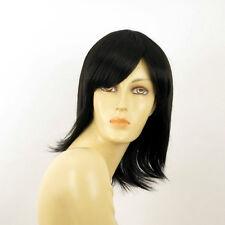 "mid length wig for women dark brown ""brown"" ref: URSULA 2 PERUK"