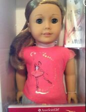 2014 American Girl Doll Isabelle NEW (with Meet Outfit and Book), Fast Shipping
