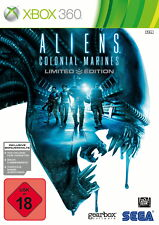 Aliens: Colonial Marines - 100 % Uncut - Limited Edition - Microsoft Xbox 360