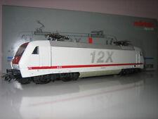 Märklin h0 3738 E-Lok AEG 12 x Digital perfette condizioni CONFEZIONE ORIGINALE