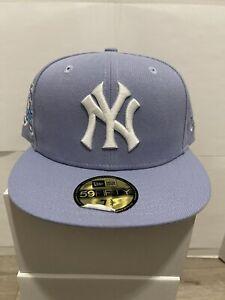 New Era New York Yankees Tulip Sugar Shack Hat Club Size 7 3/4 🔥 FREE SHIPPING