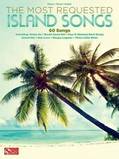 The Most Requested Island Songs Sheet Music Piano Vocal Songbook 000197925