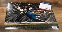 Hope Solo Signed 8x10 US National Soccer Team Goalie Photo Autograph PSA/DNA COA