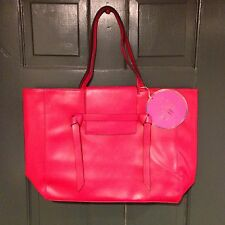 NEW!  Hand Bag / Tote Shopper Exclusively  Elizabeth Arden RED