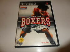PlayStation 2   Victorious Boxers