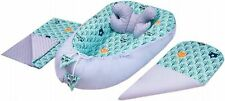 LARGE BABY SET COCOON BUTTERFLY BLANKET INFANT NEST  Fox in the forest