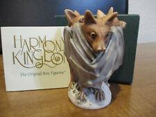 Harmony Kingdom FrightFest Bats UK Made Marble Resin Box Figurine
