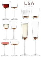 Cristalería LSA para cocina, comedor y bar