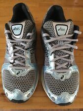Vintage Asics Gel Nimbus 7 Trainers/ Running Shoes UK Size 8 TN529