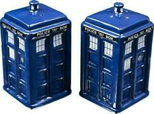 Doctor Who - Tardis Salt & Pepper Shaker Set Iko0562