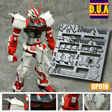 3D Upgrade Plastic Parts Detail Up For Bandai MG 1/100 ASTRAY RED FRAME Gundam