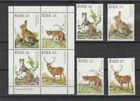ireland mint never hinged wildlife  stamps  ref r11342