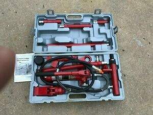 St. Louis Area Buyers Only! Harbor Freight  4 Ton Portable Hydraulics Kit 60407