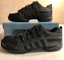 Was $49.50 NIB Leo LS5100L NRG LITE BLACK SNEAKERS Size 6.5