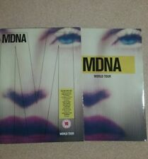 MADONNA-MDNA WORLD TOUR ,2CD+ DVD DELUXE EDITION ,POP