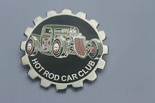 Hot rod grille badge 32 Ford Dodge Chevrolet