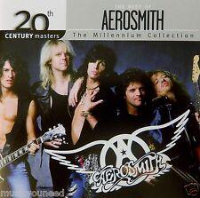 Aerosmith - The Best of Aerosmith (CD 2007, 20th Century Masters) VG++ 9/10