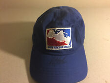 Arie Luyendyk Autographed Indy Racing League Adjustable Hat