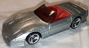 1985 Corvette C4 Convertible Hot Wheels Mattel 1989 Malasyis