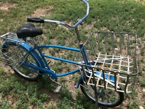 Rare Vintage original Schwinn 1960's Cycle Truck