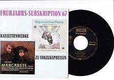 Frühjahrs-Subskription 67