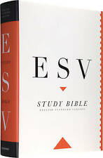 ESV Study Bible by Crossway Books (Hardback, 2008)