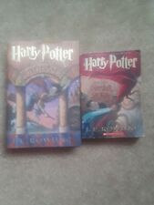 Harry Potter and the Sorcerer's Stone/ Harry Potter and the Chamber of Secrets