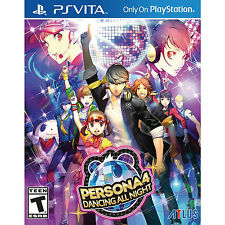 Persona 4 Dancing All Night Disco Fever Edition by Atlus U S a Inc.