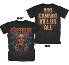 KREATOR - CANNOT KILL - T-SHIRT - BRAND NEW & LICENSED - BAND MUSIC 38162001