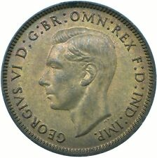 1937 FARTHING UNC GB UK KING GEORGE VI.     #WT22404