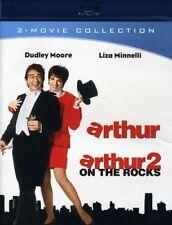 Arthur / Arthur 2: On the Rocks [New Blu-ray] Dolby, Digital Theater System, S