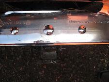 3 PC REAR BUMPER HITCH TOW BALL CHROME HOLE PLUG 94-02 DODGE  TOYOTA T100