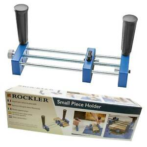 Rockler Small Piece Holder Clamp for Router Table Woodworking Carpentry Tools