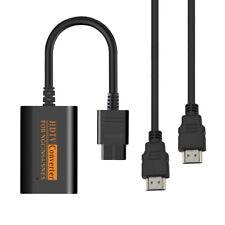 1080P-HDMI Adaptador Convertidor de Cable Hd Para Nintendo 64/SNES/NGC Gamecube Consola