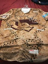 Peoria Chiefs Harry Potter Night Promo Jersey Game Worn XXL 2XL