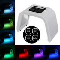 7 Color PDT LED Light Therapy Skin Rejuvenation Anti-aging Facial Beauty