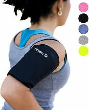 Phone Armband Sleeve Best Running Sports Arm Band Strap Holder Pouch Case (MED)