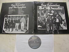 RAY COLUMBUS AND THE INVADERS Anthology *RARE NEW ZEALAND FOC LP*
