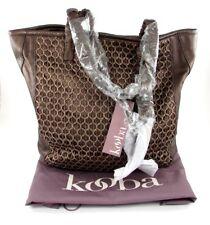 Kooba Camino Tote Bronze Metallic Gk0701/60NM NEW with Tags