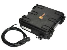 Elephant B20 Waterproof Battery Case box for Kayak boats Fish finder GPS Lights