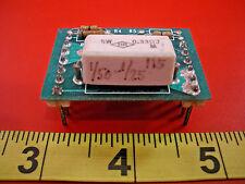 Electrol 2800-2857 Rev. E FC-1 Resistor Board 5w 0.33 ohm 2800 2857 New Nos Nnb