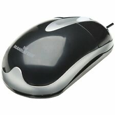 Manhattan MH3 Classic USB, 1000dpi Optical Desktop Mouse 177016