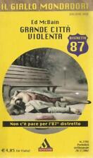 Il giallo n.2791 Ed McBain - Grande città violenta 2002 Mondadori